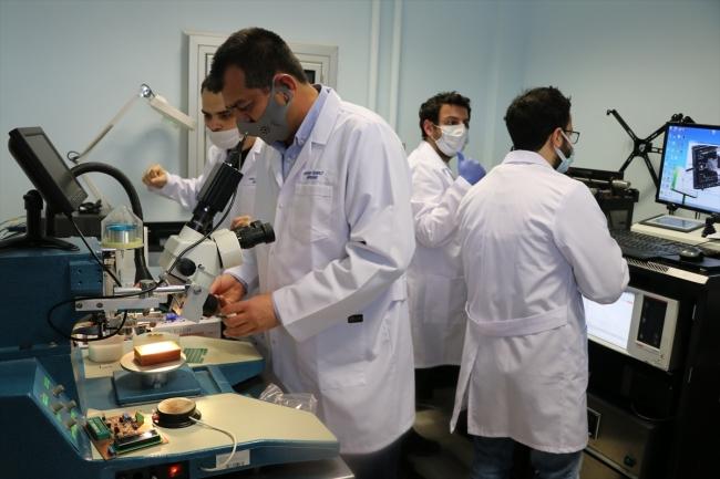 """Türk bilim insanları, """"çok yüksek hassasiyetli radyasyon sensörü"""" geliştirdi"""
