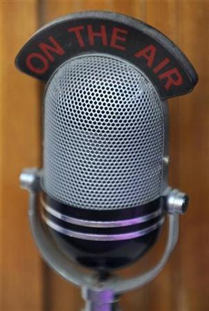 Radyo dinleme süresi artıyor. Fotoğraf: Reuters