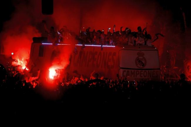 Real Madrid, 33. kez şampiyon!