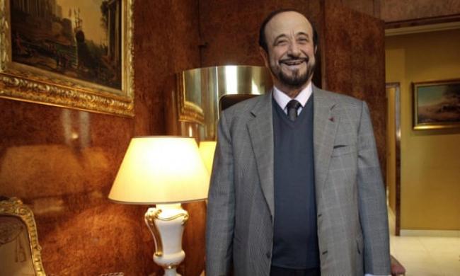 Rıfat Esed, 2009 ile 2011 arasında Londra'nın Mayfair semtinde 10 milyon dolar değerindeki evinde yaşıyordu. Fotoğraf: AP