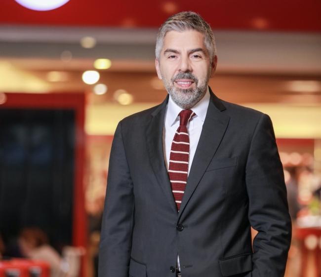 Vodafone Türkiye İcra Kurulu Başkan Yardımcısı Hasan Süel .