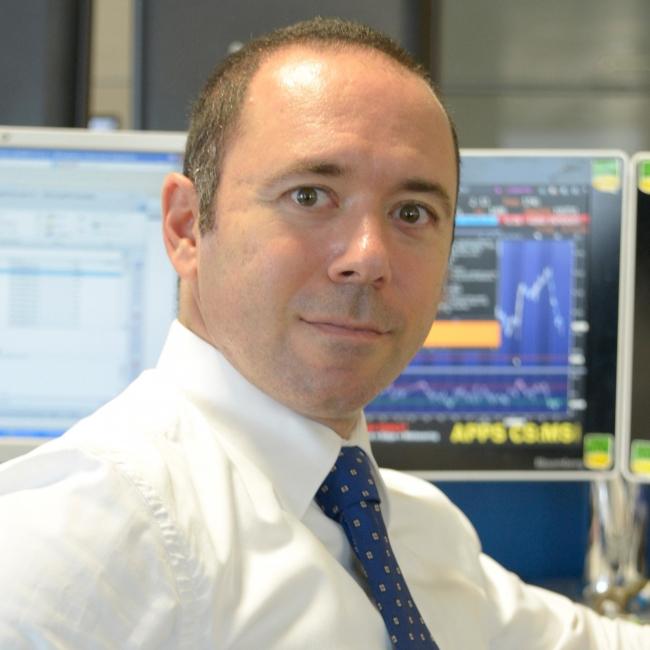 Ekonomist Şant Manukyan.