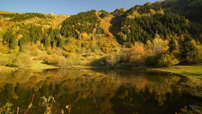 Borçka Haberleri: Karagölde sonbahar güzelliği 13