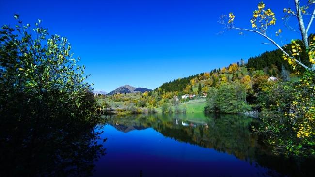Borçka Haberleri: Karagölde sonbahar güzelliği 31