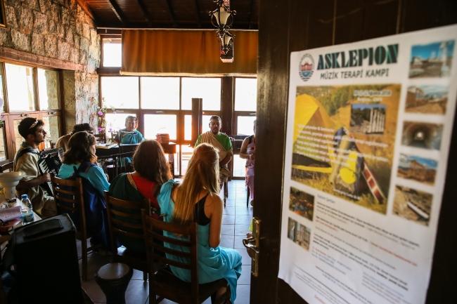 ASKLEPİON 1. Müzik Terapi Kampı 2018 Bergama'da Gerçekleşti ile ilgili görsel sonucu