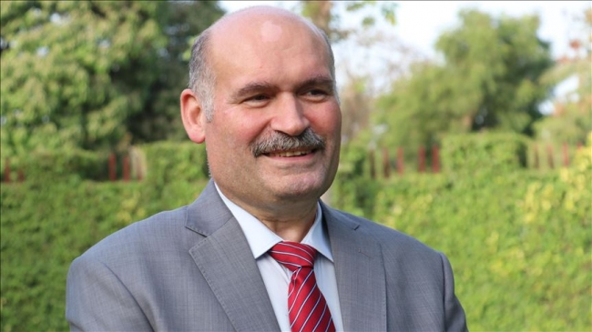ürkiye'nin Dakar (Senagal) Büyükelçisi Prof. Dr. Ahmet Kavas. Fotoğraf: AA