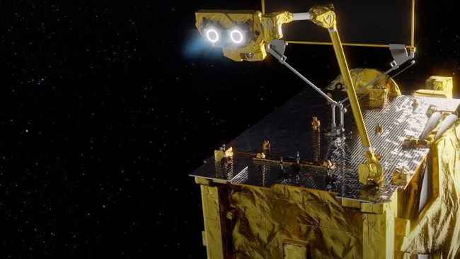 Türksat 5A uydusu devrede