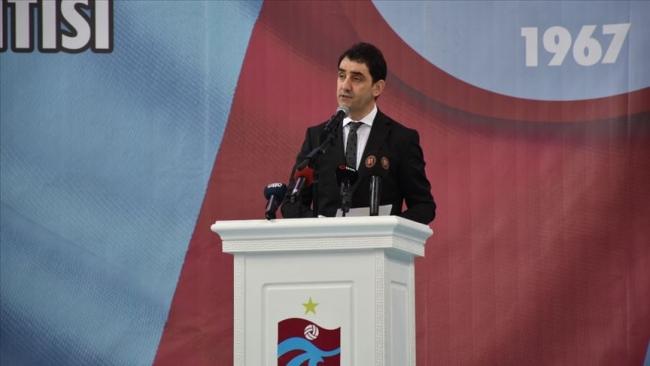 Fotoğraf: AA - Trabzonspor Kulübü Genel Müdürü Sinan Zengin
