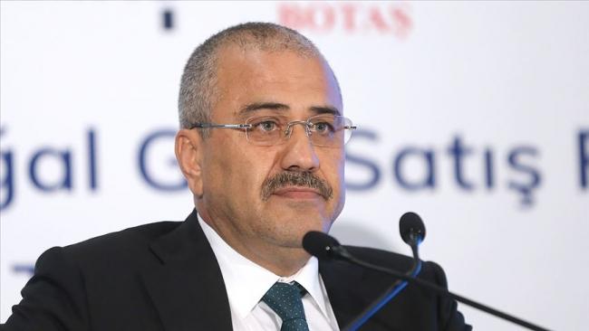 Enerji Piyasası Düzenleme Kurumu (EPDK) Başkanı Mustafa Yılmaz. Fotoğraf: AA