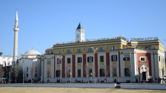 TİKA, Arnavutluk'un gelişimine önemli katkılar sağlıyor. Fotoğraf: AA