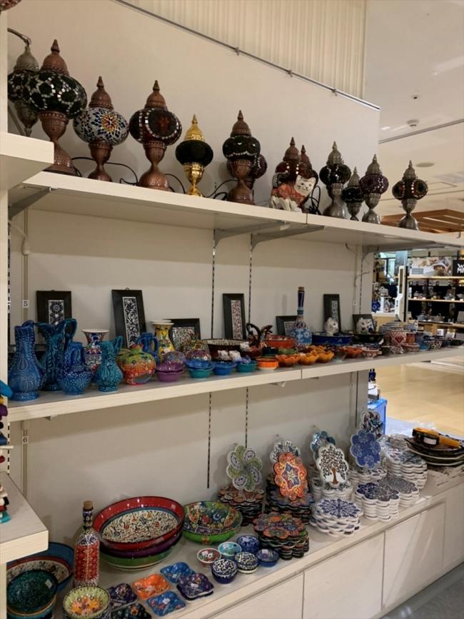 """Japonya'da """"Egzotik Türk Pazarı"""" sergisi açıldı"""