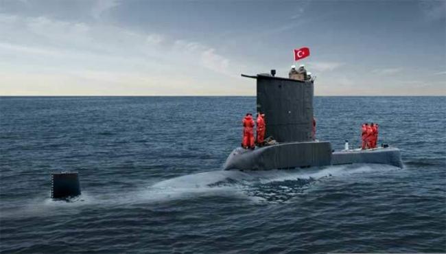 Türkiye, denizaltı konusunda önemli tecrübelere ülkelerden biri.