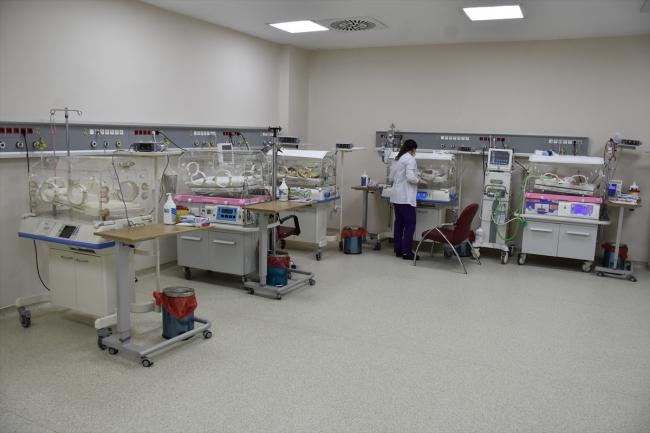 Sağlık yatırımları, Hakkari'de çevre illere bağımlılığı azalttı