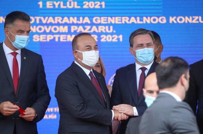 Türkiye'nin Yeni Pazar Başkonsolosluğu resmen açıldı - Son Dakika Haberleri
