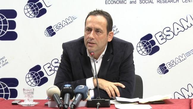 Güvenlik stratejisti Yusuf Alabarda.